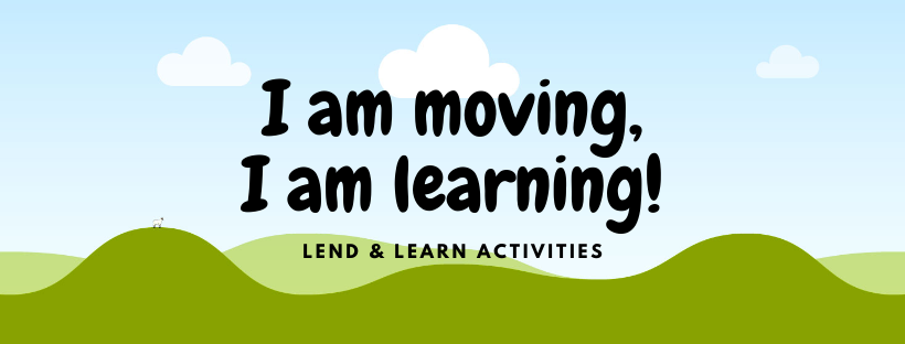 I am moving, I am learning