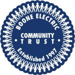 Boone electric community trust logo